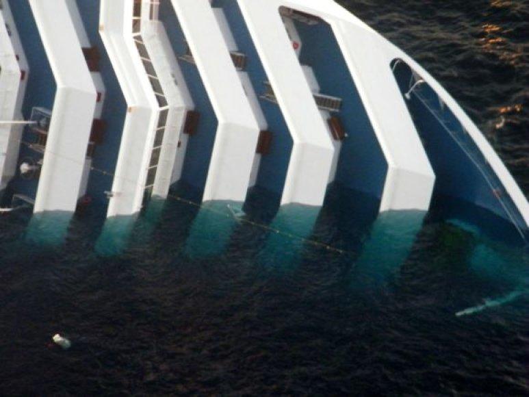 """Costa Concordia"" tragedija"