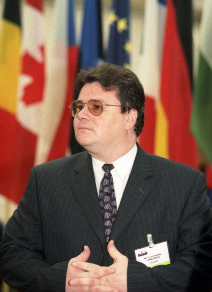 Ministras Linas Linkevičius