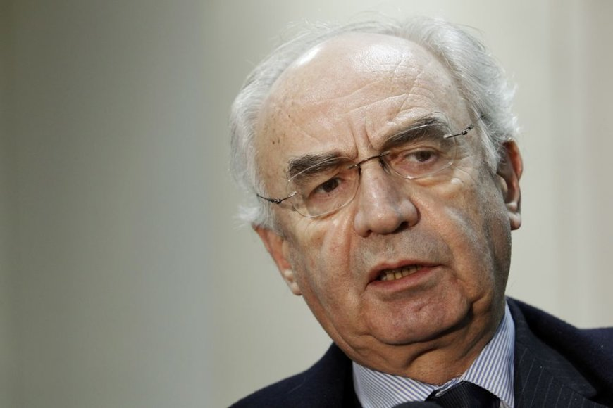 Ettore Gotti Tedeschi, buvęs Vatikano banko vadovas