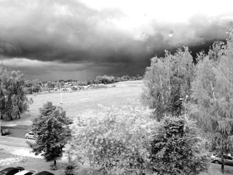 Audros debesys 2014 m. birželio 13 d.