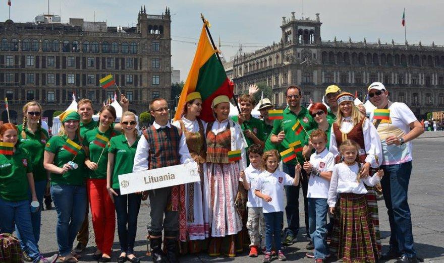 Lietuvių bendruomenė Meksikoje