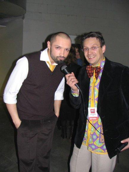 InCulto fanas Raimondas Jurgaitis