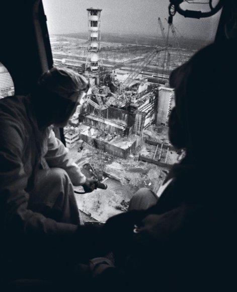 Černobylis, 1986 m.