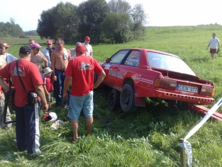 Samsono komandos BMW