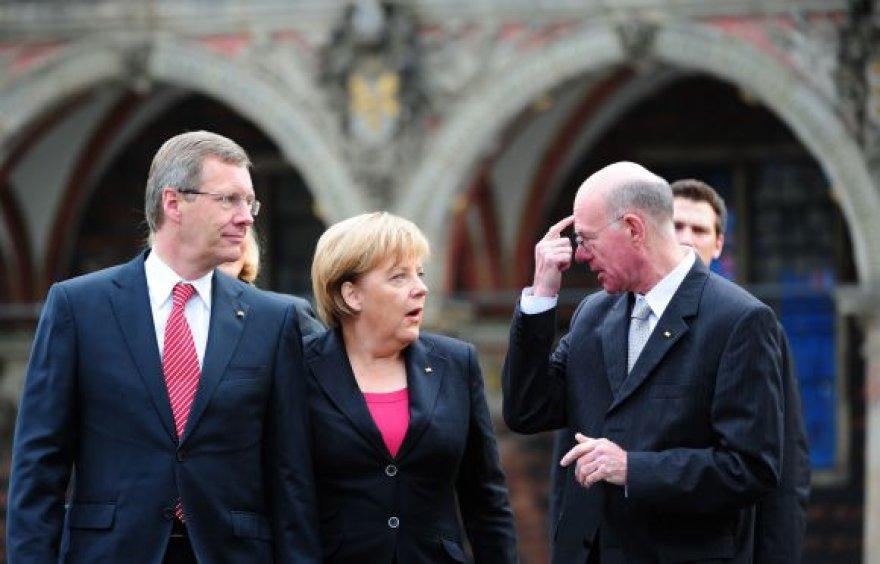 Vokietija švenčia susijungimo 20-metį