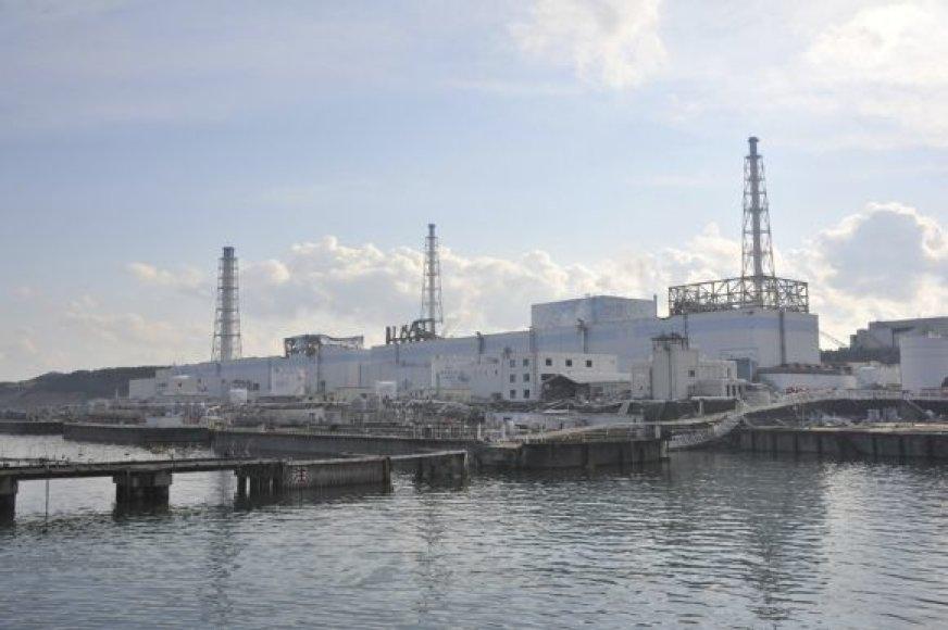 Fukušima-1 elektrinė