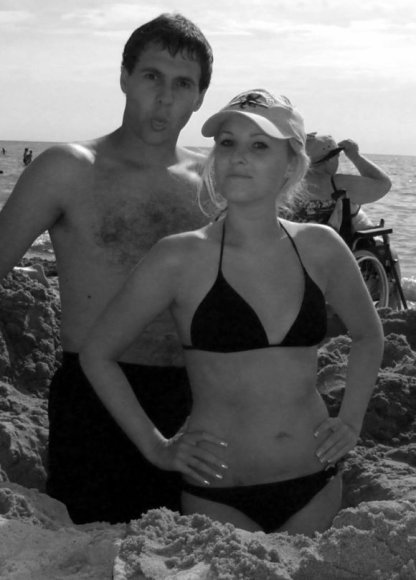 Bikini porelė: Emilija ir Mantas