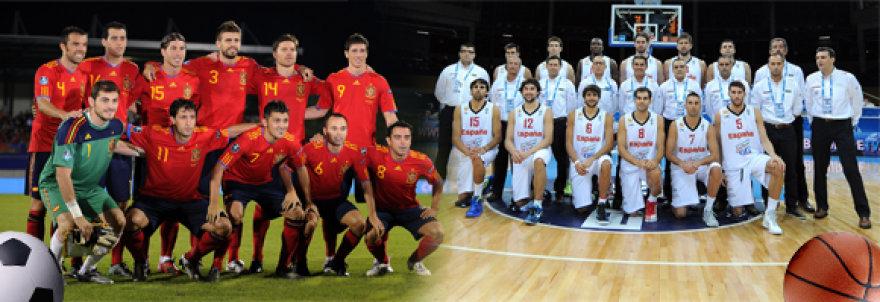 Ispanijoje karaliauja ne krepšinis,o futbolas