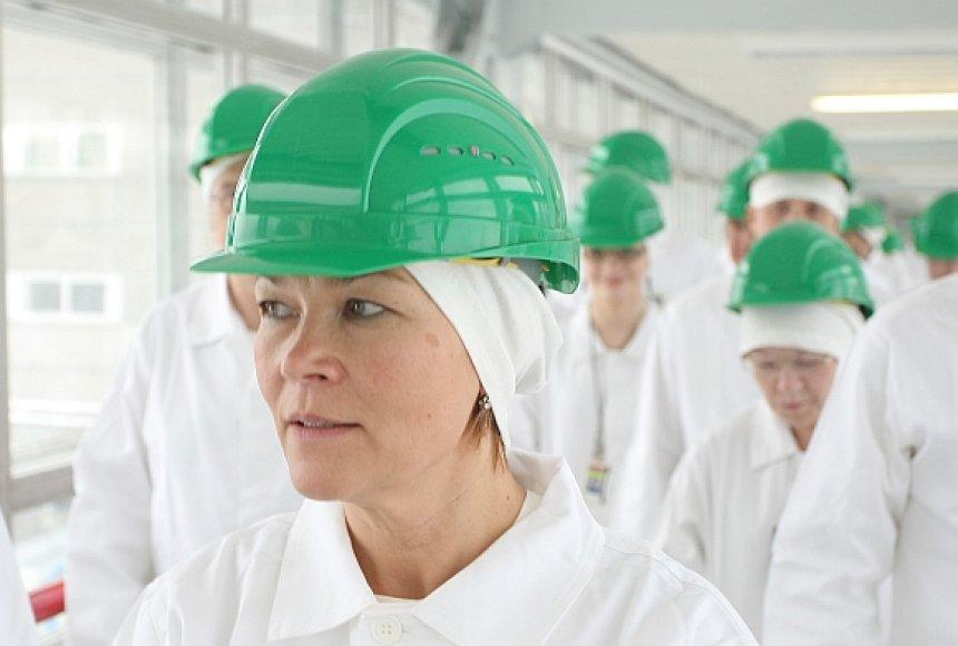 """Ona Juknevičienė siūlo Andriui Kubiliui vietoje """"Leo LT"""" kuo skubiau steigti naują bendrovę."""