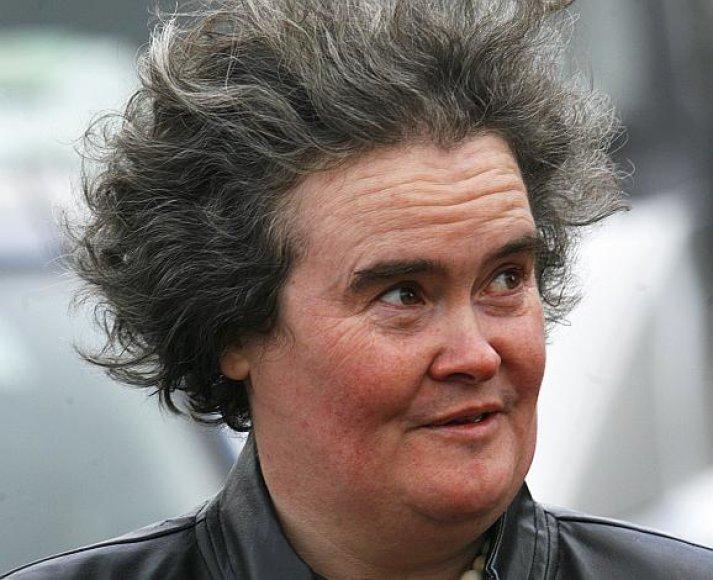 Senasis Susan Boyle įvaizdis