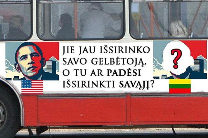 """Obama Lietuvai"""