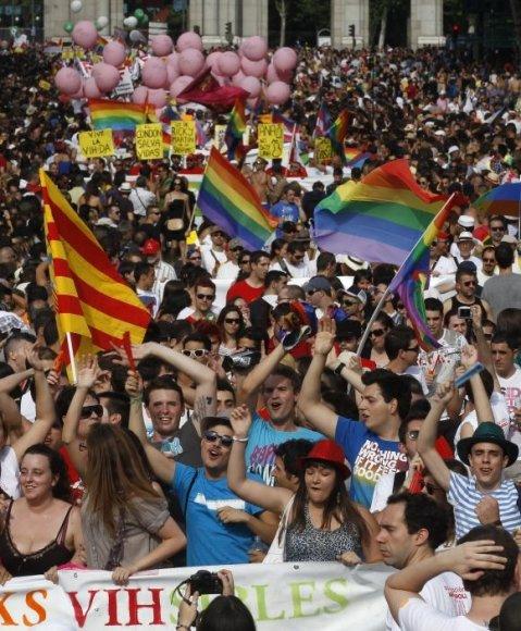 Paradas Madride (Ispanija)