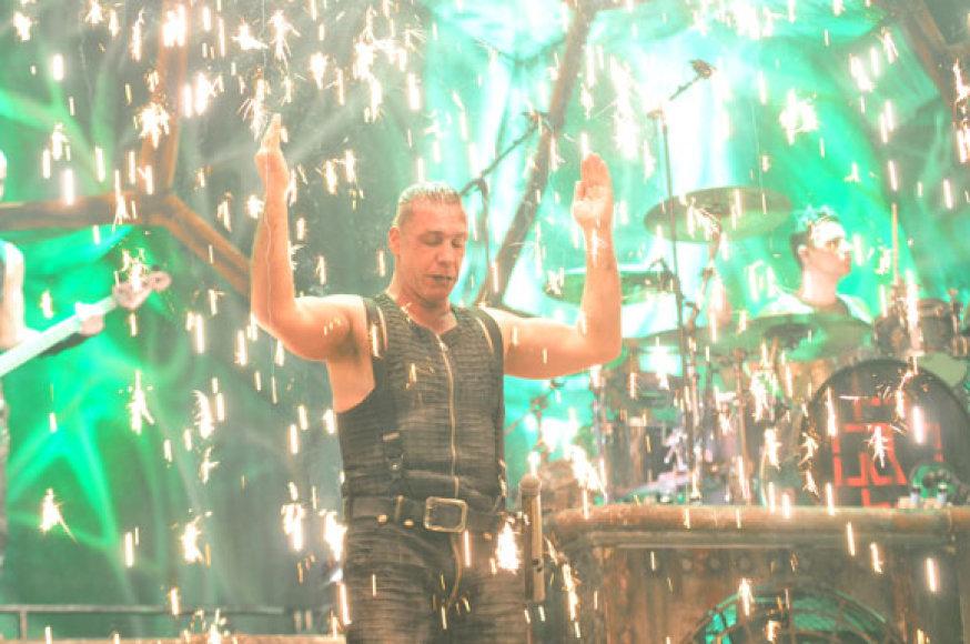 """Rammstein"" scenoje"