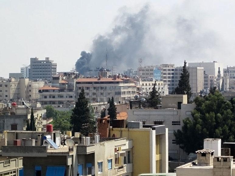 Gyvenimas Sirijoje