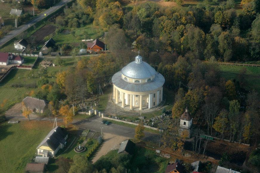 Sudervės bažnyčia