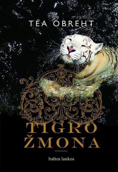 """Romanas """"Tigro žmona"""""""