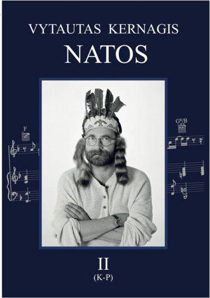 "Natų knyga ""Vytautas Kernagis. Natos II"""