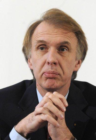 Užsienio reikalų ministras Volodymyras Ohryzkas