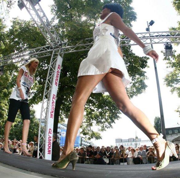 Šis neįprastas sprintas tampa kasmet vis populiaresnis.