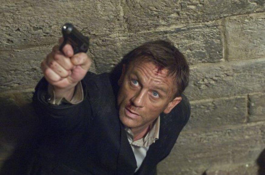 Šeštasis Bondas – Danielis Craigas