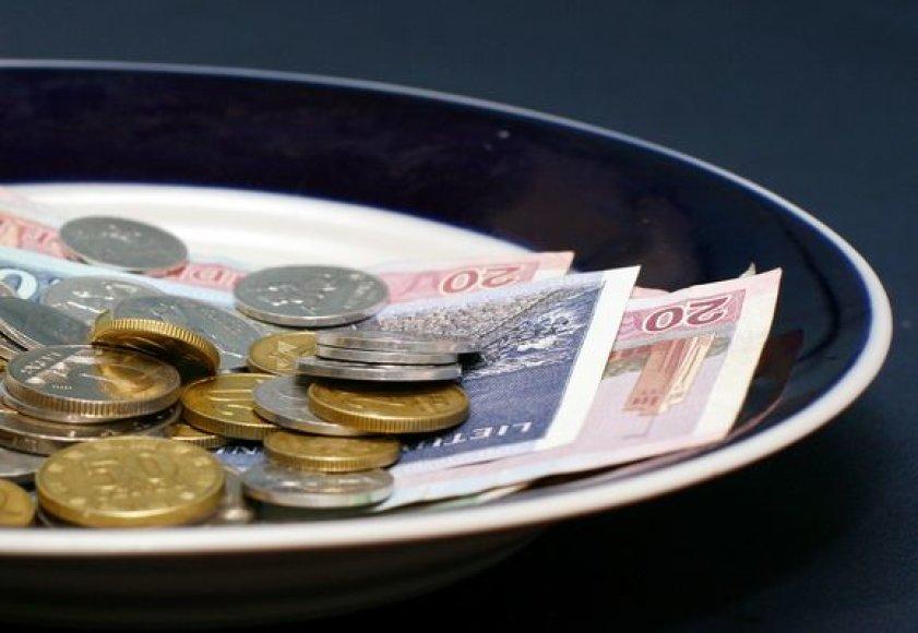 Ministerijos nemato reikalo kurti bendrą tvarką informacijai apie valdininkų atlyginimus teikti.