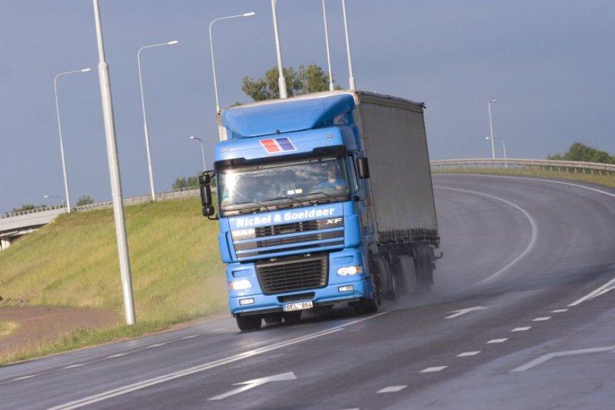Ateityje gali gerokai pabrangti ir krovinių vežimas Lietuvos keliais.