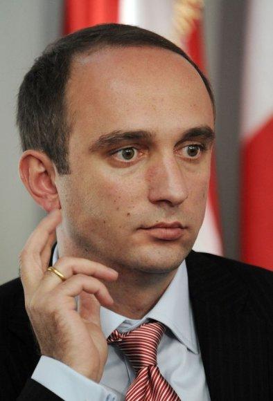 Grigolas Mgaloblišvilis.