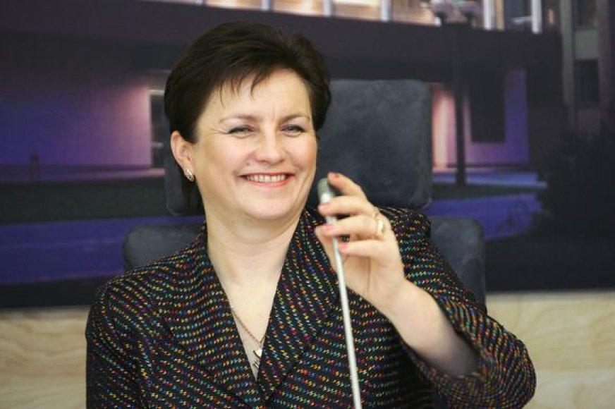 Dangutė Mikutienė.