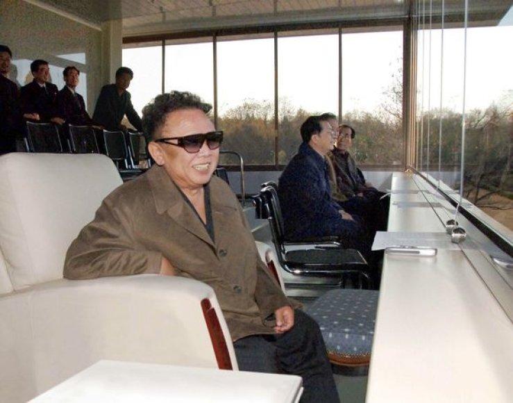 Kim Jong-Ilas.