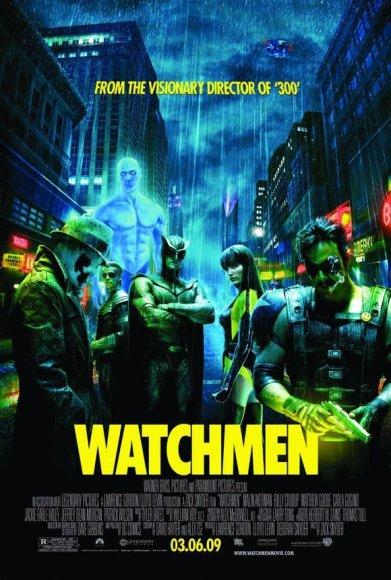 Filmas: Stebėtojų lyga | Watchmen