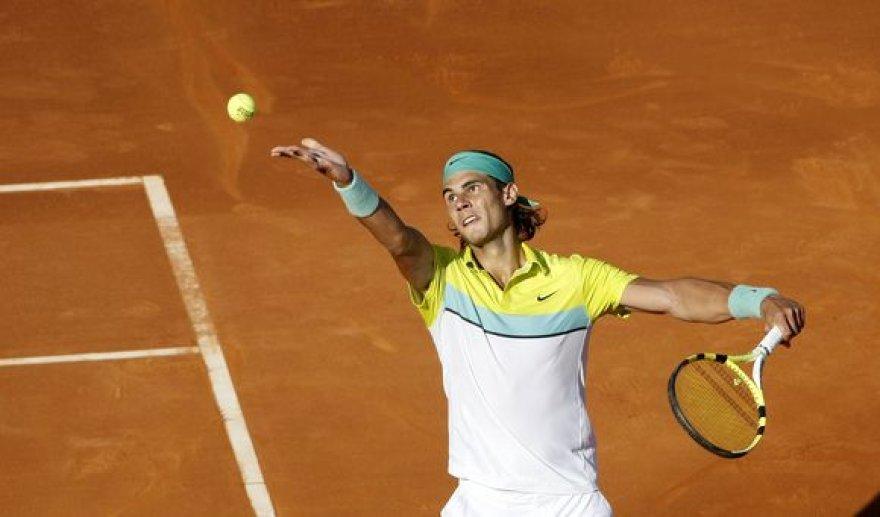 R.Nadalis - turnyro Barselonoje favoritas