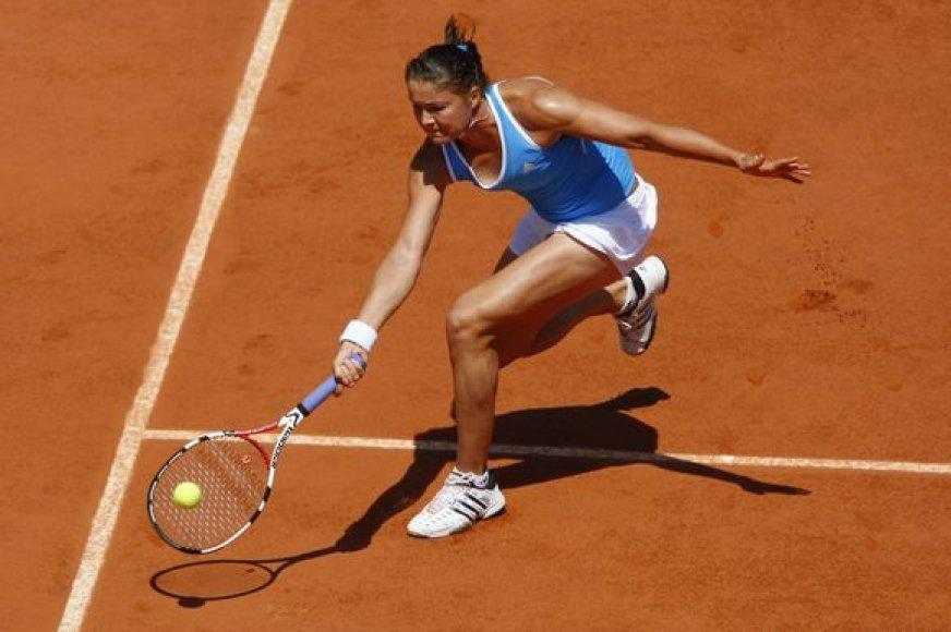 D.Safina finale žais antrus metus iš eilės