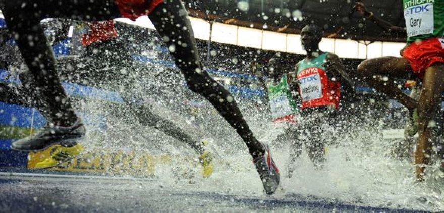 Pirmasis dopingo atvejis Berlyne užfiksuotas 3000 m bėgime su kliūtimis