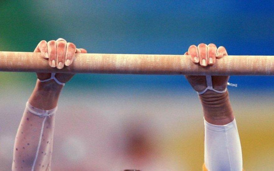 Gimnastė diskvalifikuota dėl dopingo vartojimo