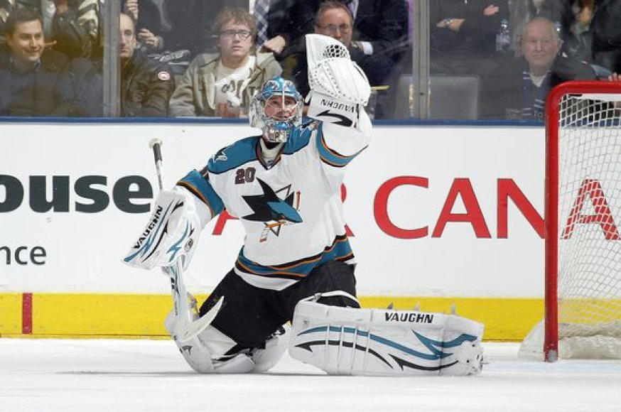 """Sharks"" ledo ritulininkai pavijo NHL lyderius"