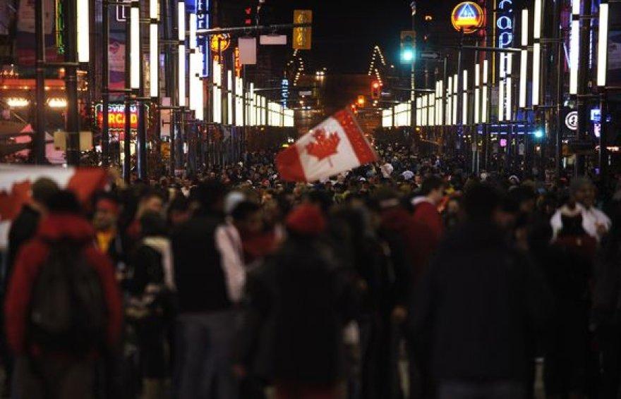 Vankuverio olimpinių žaidynių dalyviams buvo išdalyta per 100 tūkst. prezervatyvų
