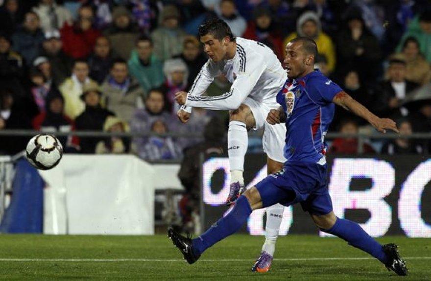 C.Ronaldo nugalėtojams pelnė du įvarčius