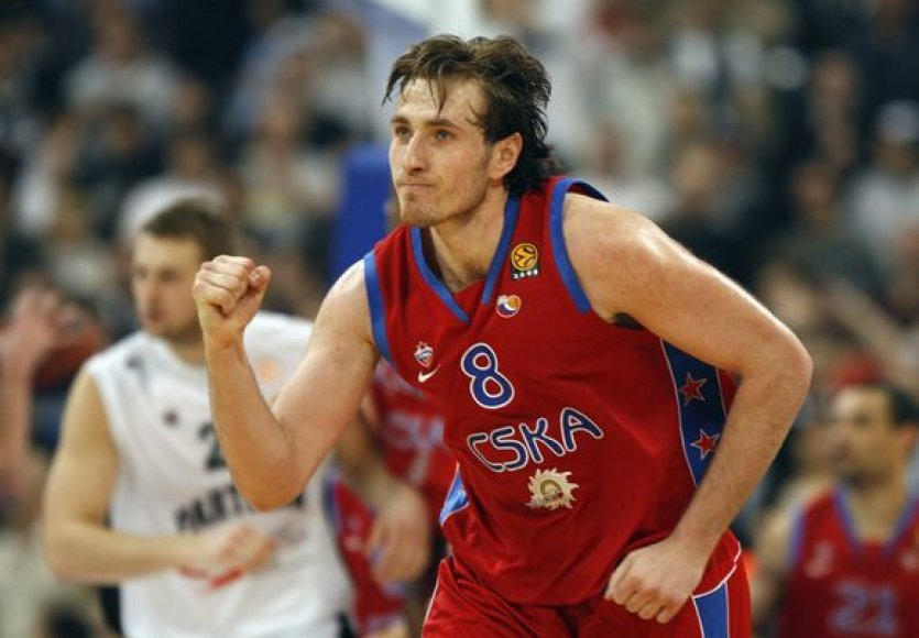 Abejojama, ar M.Smodišas galės padėti CSKA