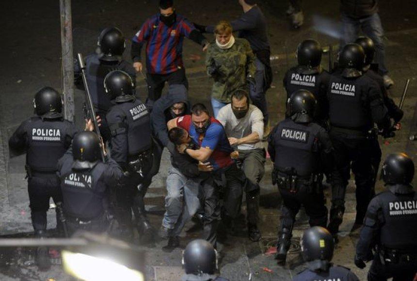 Neramumai Barselonoje