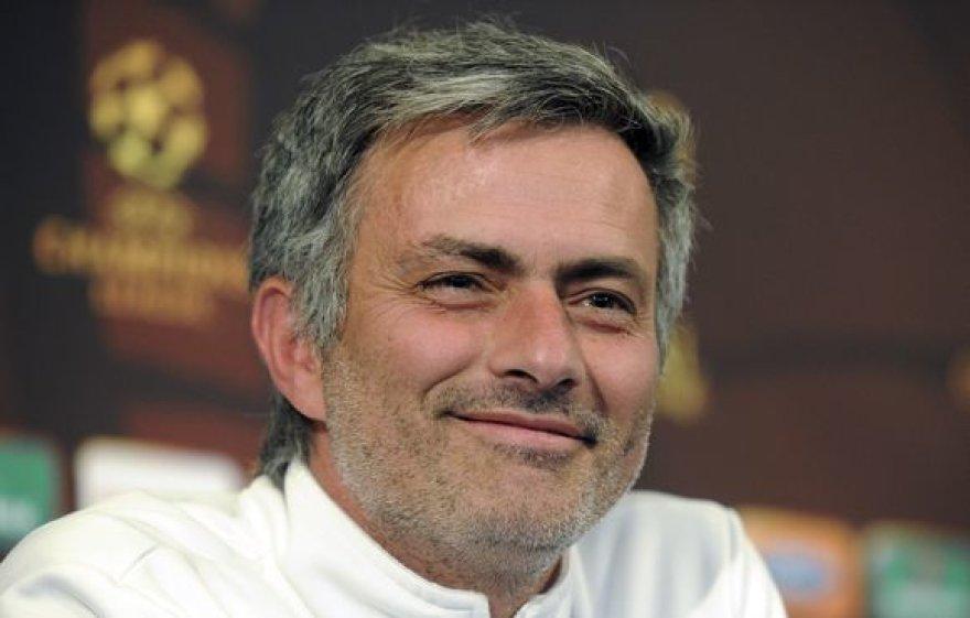J.Mourinho turi galimybę šį sezoną laimėti trečią titulą - UEFA Čempionų lygą