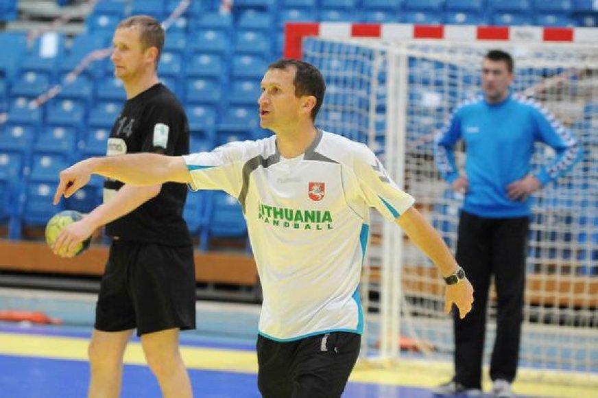 Treneris G.Savukynas