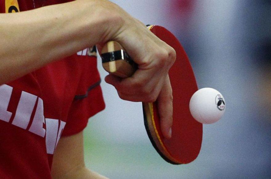 Baigėsi Lietuvos stalo teniso komandinis čempionatas