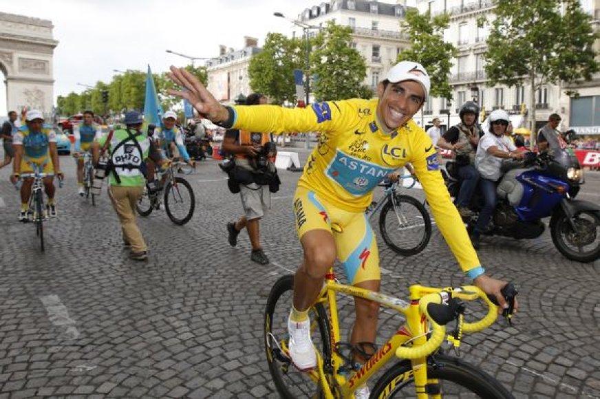 Alberto Contadoras