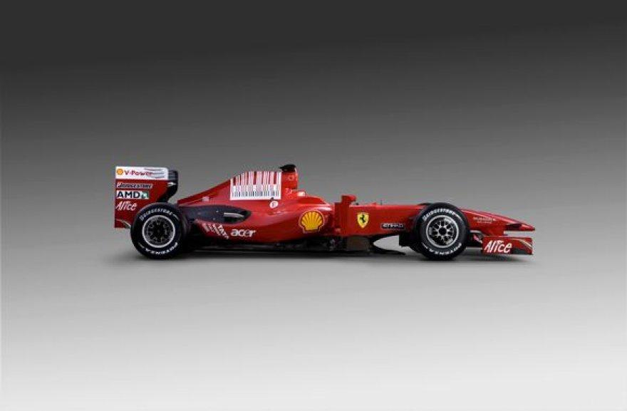 """""""Ferrari F60"""""""