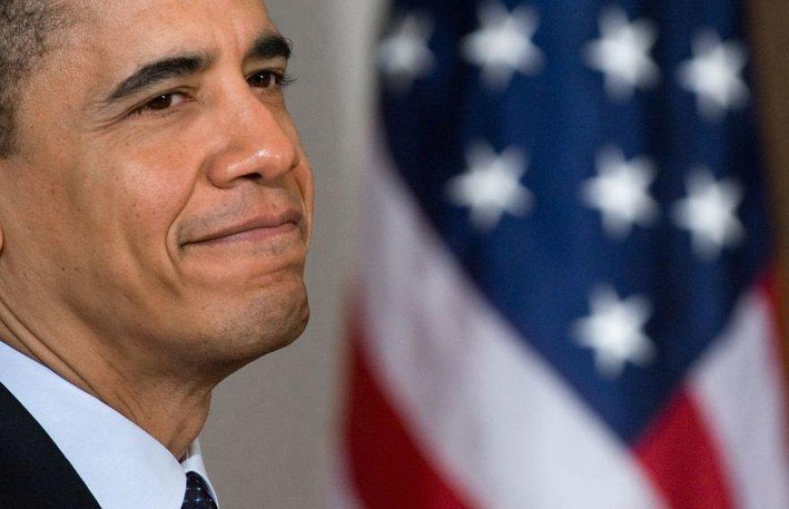 JAV prezidento B.Obamos komanda įsitikinusi, kad Amerika tuoj atsigaus.