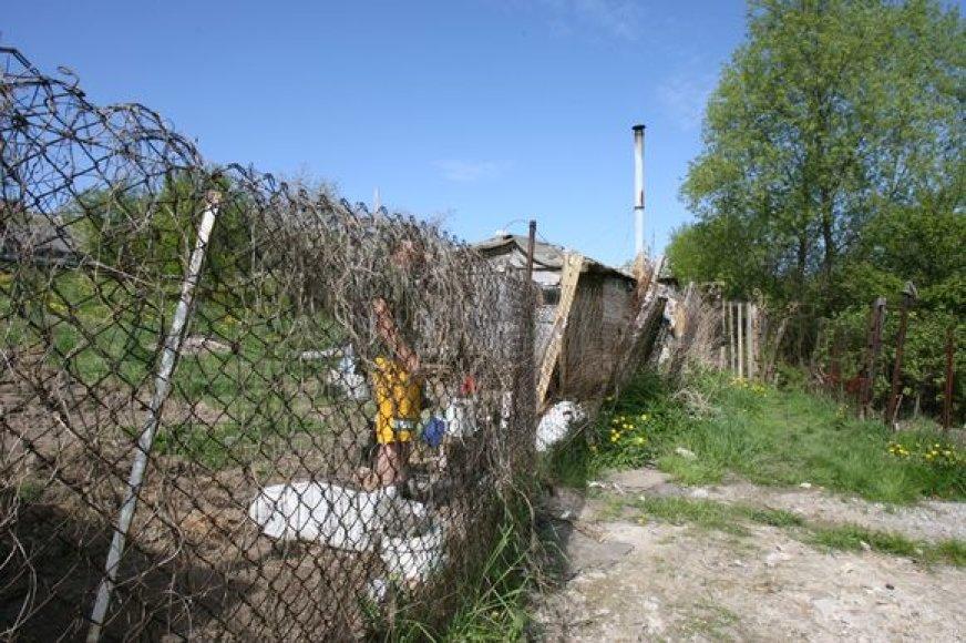 Sodus primenančiame žemės sklype numatyta statyti gyvenamąjį kvartalą.