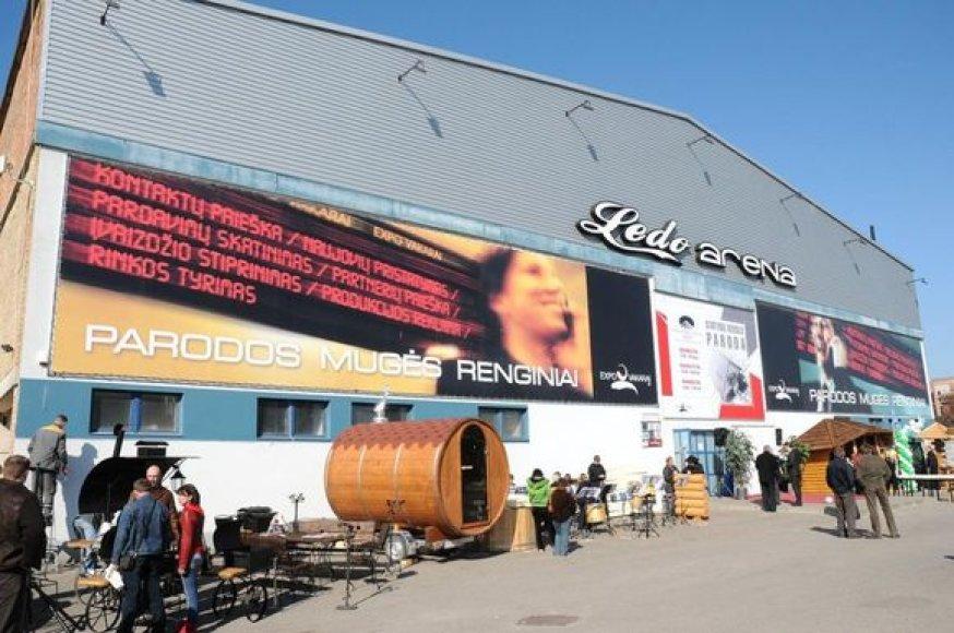Pastaruoju metu sportinė veikla arenoje vykdoma vangiai, čia keletą kartų per metus vyksta parodos.