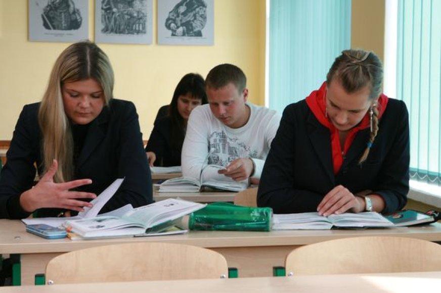Šiemet dalį abiturientų lietuvių kalbos brandos egzamino taisys savivaldybėse suburtos vertinimo komisijos.