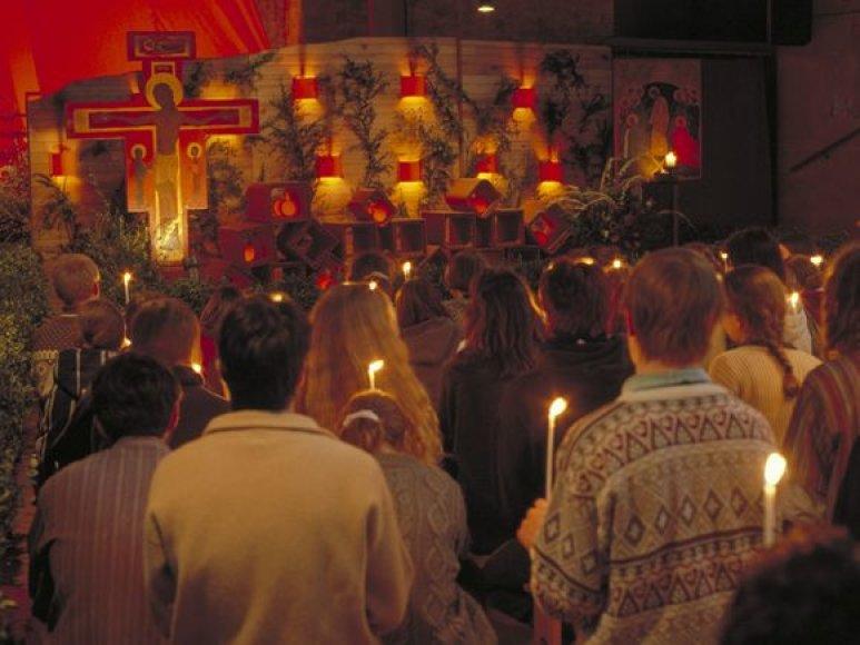 Į tris dienas truksiantį maldos, pokalbių ir bendravimo susitikimą atvyks apie 6 tūkst. jaunuolių iš Lietuvos ir užsienio šalių.