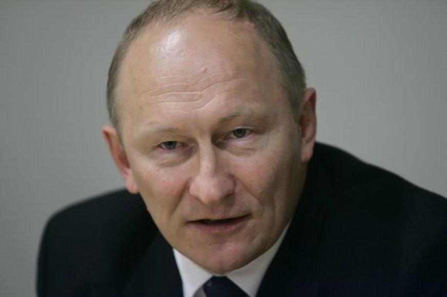 Estijos gynybos ministras Jaakas Aaviksoo